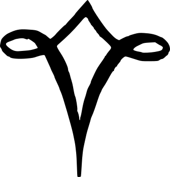 alchemical symbol for silver